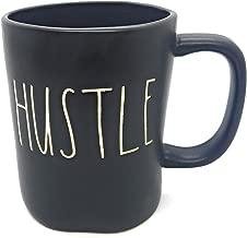 black hustle mug