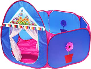 Homecute Pop up Basketball Kids Play Tent - Blue