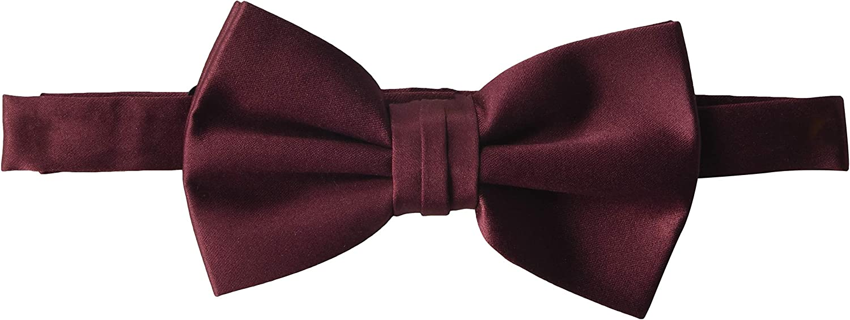 STACY ADAMS mens Classic Pretied Bow Tie