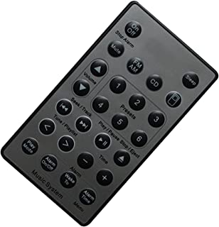 HCDZ Replacement Remote Control for Bose AWRCC1 AWRCC2 Wave Music Radio System 5 CD Multi Disc Player