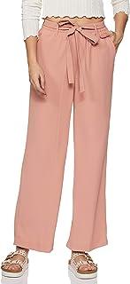 Van Heusen Woman Women's Relaxed Fit Pants (VWTFFRGHW45824_Pink_32)
