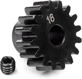 HPI Racing 100915 Pinion Gear 1M/5mm Shaft, 16T