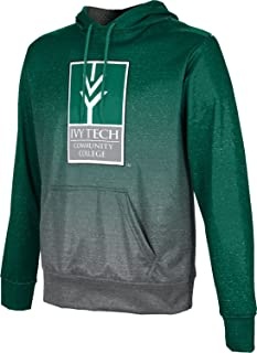 ProSphere Ivy Tech Community College of Indiana Girls Pullover Hoodie Grunge School Spirit Sweatshirt