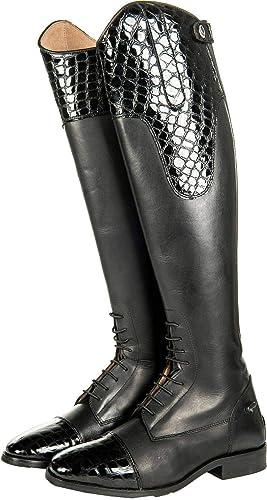 HKM Croco botas de Equitación, Hombre
