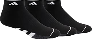 Men's Cushioned Low Cut Socks (3-Pair)