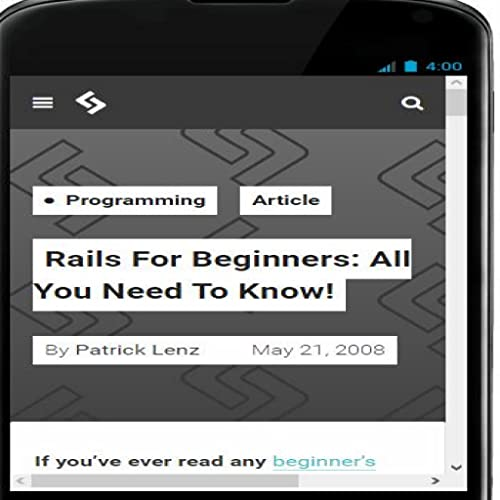 Chapter 1 From zero to deploy Ruby on Rails Tutorial Rails