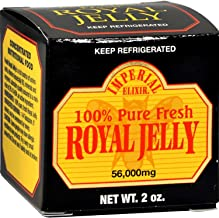 Imperial Elixir Pure Fresh 56000 Mg Royal Jelly 2 oz (pack of 2)