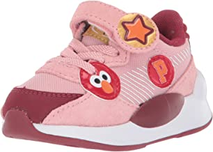 PUMA Kids' Sesame Street Rs 9.8 Slip on Sneaker