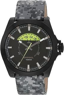 Diesel Men's DZ1658 Year-Round Analog Quartz Silver Watch