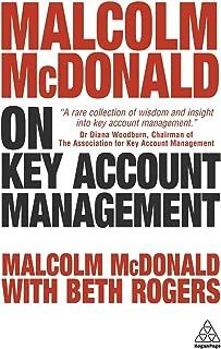 Malcolm McDonald on Key Account Management