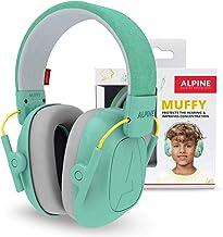 Alpine Muffy Kids Oorbeschermers - Oorbeschermers voor kinderen van 3-16 jaar - Premium ruisonderdrukkende oorbeschermers ...
