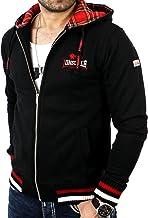 Lonsdale Sweatshirt Hooded Zip Lancaster heren sweater