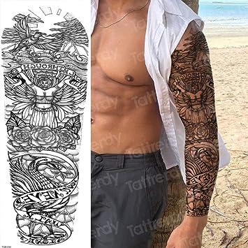 Oberarm tattoo blumen männer