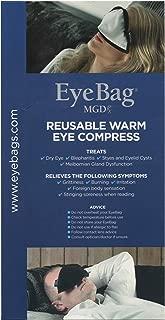The EyeBag® - MGDRx® - The Warm Eye Compress - in English