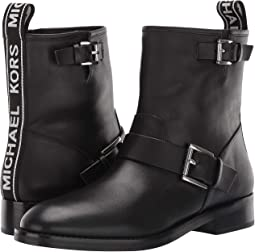 8a3dc4d5ac6e MICHAEL Michael Kors. Walker Flat Boot.  109.99MSRP   225.00. Black