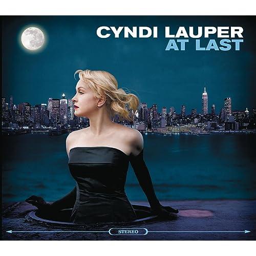 cyndi lauper all through the night mp3