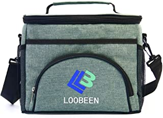 クーラーバッグ 保冷保温バッグ ランチバッグ 弁当箱 お弁当用バッグ 釣り用 クーラーボックス アウトドア ピクニックバッグ キャンプ 運動会 BBQ(15L 8L 6L)