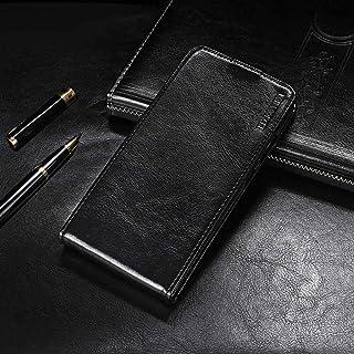 حافظة لهواوي Y3II حافظة حماية جلدية مع حامل لهاتف هواوي Y3II غطاء حماية للهاتف مع تصميم انسيابي Huawei Y3II PC-YJ