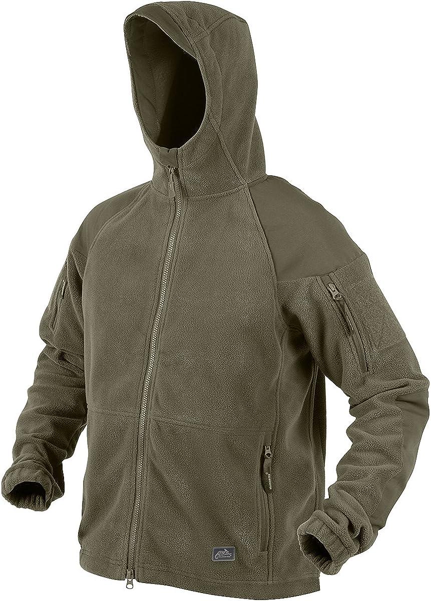 Helikon-Tex Men's Cumulus Heavy Fleece Jacket Black