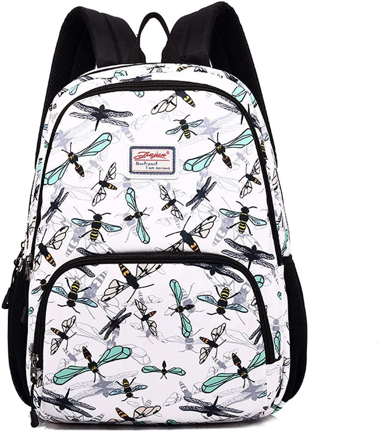 Backpack Korean fashion trend junior high school students college bags men and women leisure travel computer backpack