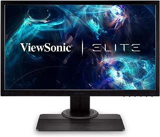 """ViewSonic XG240R 24"""" 1080p Full HD RGB Gaming Monitor, Black"""