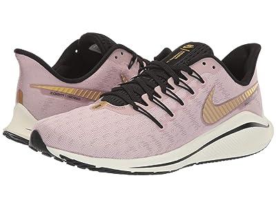 Nike Air Zoom Vomero 14 (Plum Chalk/Metallic Gold/Infinite Gold) Women
