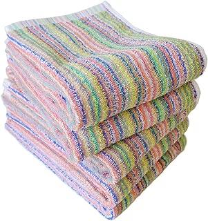 CYBERL oruTa Samurai Rainbow Hand Towel Set of Five