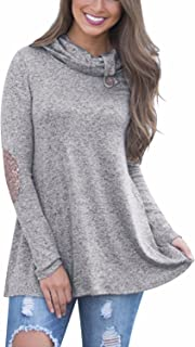 plus size sequin elbow patch sweater