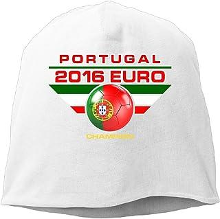 2016 European Portugal Soccer Champion Men & Women Hip-Hop Beanie Skull Cap Hat