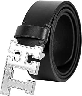 Men's Casual Belt, black, 30
