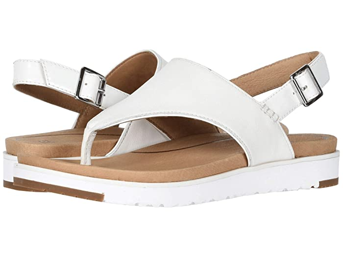 UGG Alessia (White) Womens Shoes