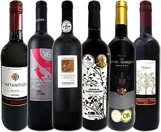 大満足赤ワイン6本セット