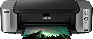 Canon Pixma Pro-100 Wireless Color Professional Inkjet Printer with Airprint and Mobile..
