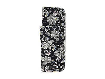 Vera Bradley Iconic Curling Flat Iron Cover (Holland Garden) Wallet