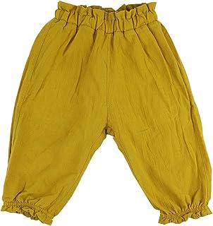 Wennikids Cute Toddler Kids Baby Boy Girl Casual Harem Long Pants Bloomers