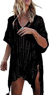 Best Women's Bathing Suit Cover Up for Beach Pool Swimwear Crochet Dress Review