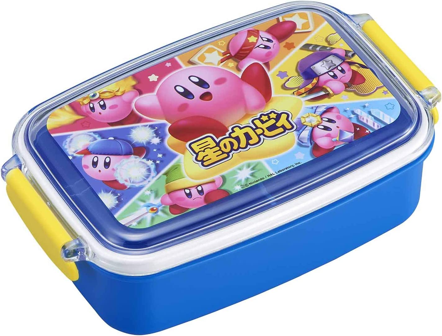 Kirby Max 78% OFF Many popular brands Lunch Food Container Pl-1R Box Blue