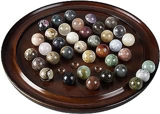 Authentic Models Solitaire Di Venezia 20mm Semi-Precious Marbles