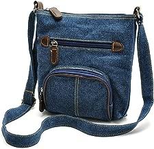 Best denim shoulder bag purse Reviews