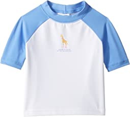 Short Sleeve Whale Rashguard (Infant)