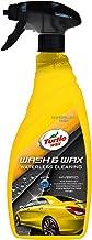 Turtle Wax 53143 Hybrid Wash & Wax Champú De Lavado De Autos Elimina La Cera del Automóvil 750Ml