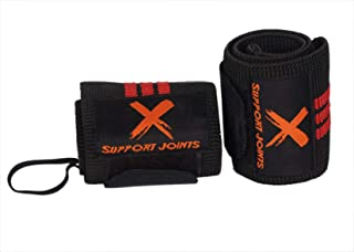 Weight Lifting Training Wrist Wrap Straps Bands