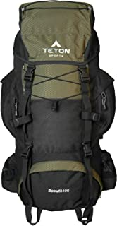 teton 4000 backpack