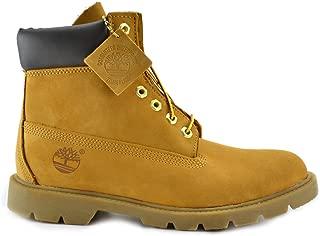 Men's 6-Inch Basic Waterproof Boots Wheat 18094