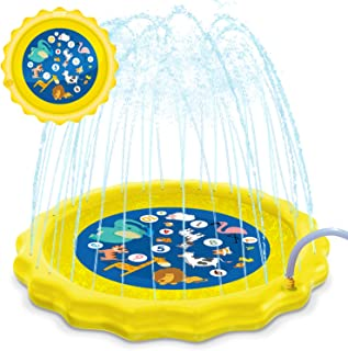 kidpal -Sprinkle and -Splash -Pad for Toddlers 63