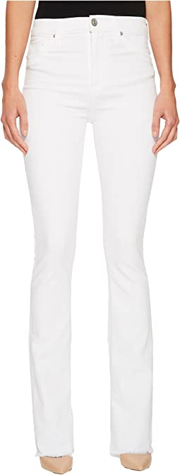 Hudson Heartbreaker Jeans in Optic White