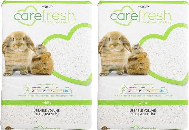Amazon Com Healthy Pet 501482 Carefresh Ultra Premium Soft Bedding Pet Supplies