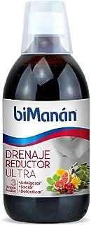 biManán - Complementos - Adelgazar. Saciar.