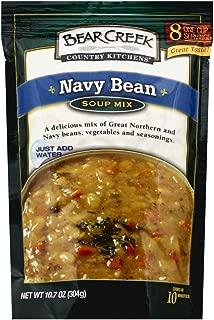 Bear Creek Navy Bean Soup Mix 10.7oz (Pack of 2)