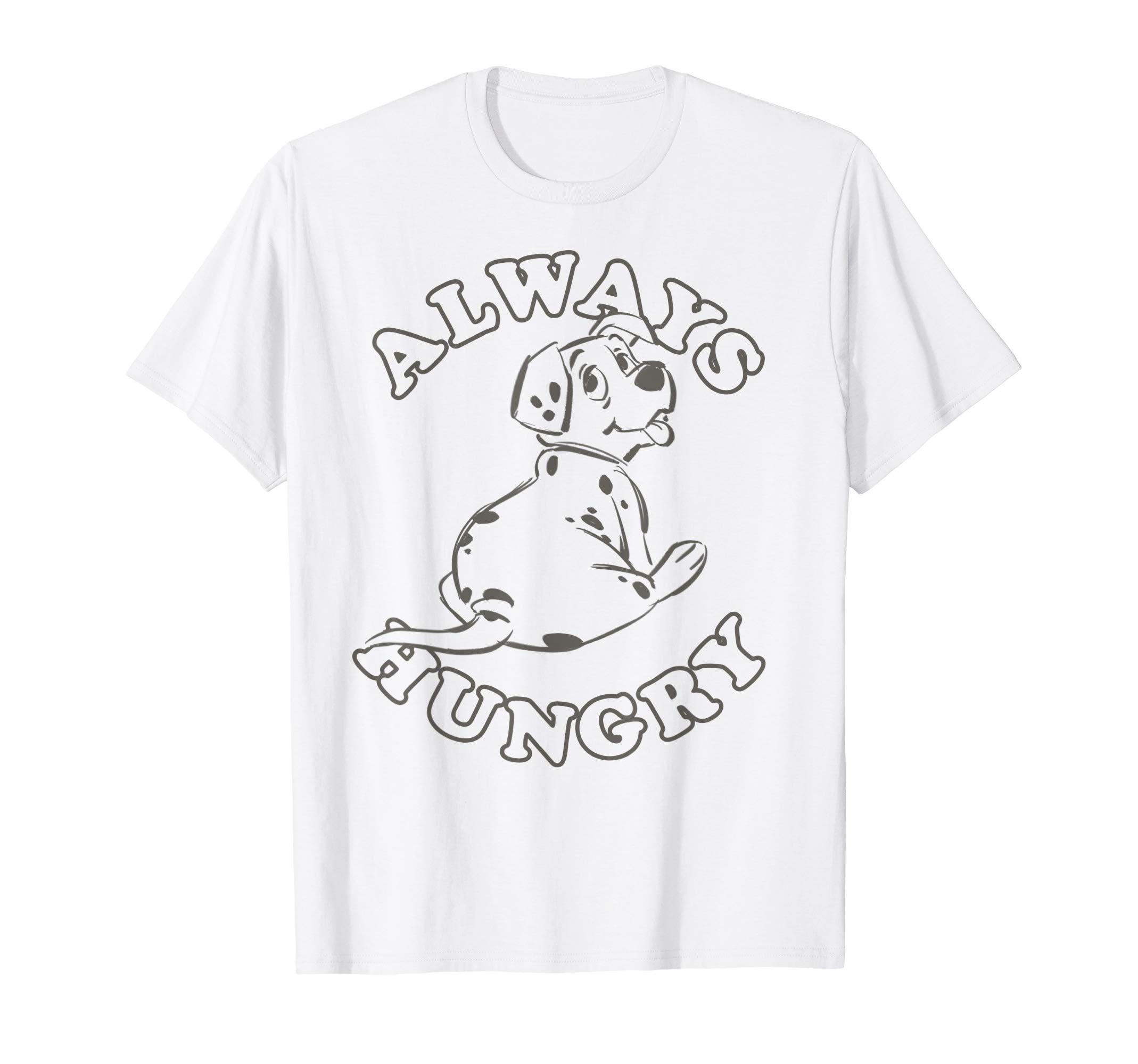 Disney 101 Dalmatians Rolly Always Hungry T-Shirt